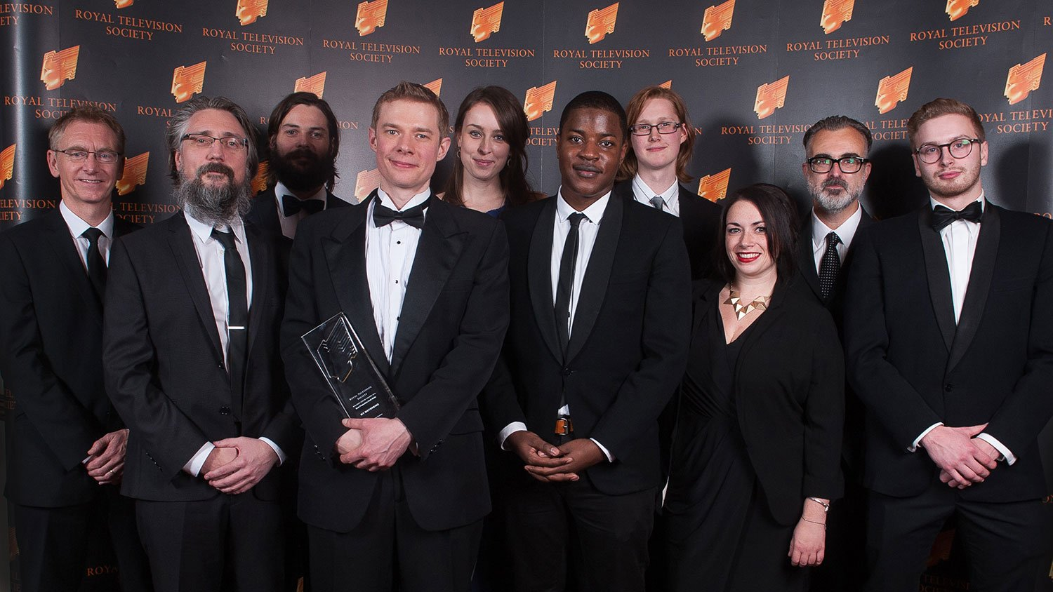 Production Craftsmanship Recognised at RTS Awards